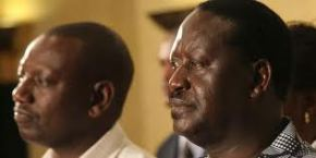ANOTHER RE-UNION OF RAILA AND RUTO?