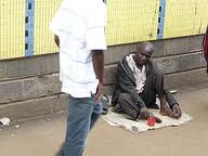Beggars In Nairobi