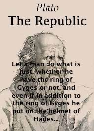 The Republic (Synopsis – highlights & unredacted quotes lifted from the Socratic dialogue by Plato, Benjamin Jowetttranslation)
